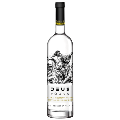 Vodka Deus, Deus Spirits Srl